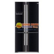 Tủ lạnh 4 cánh Mitsubishi 710L màu đenMR-L78E-DB-V