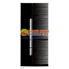 Tủ lạnh 5 cánh Mitsubishi 692L màu đen MR-Z65W-DB-V