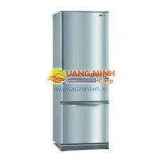 Tủ lạnh Mitsubishi 338L, 3 cửa, ngăn đá dưới, màu inox MR-C41E-ST-V