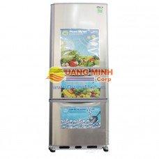 Tủ lạnh Mitsubishi 338L, 3 cửa, ngăn đá dưới, MR-C41G-ST-V