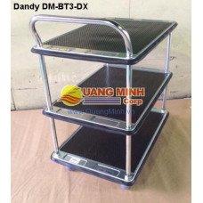 Xe đẩy hàng 3 tầng DANDY DM-BT3-DX