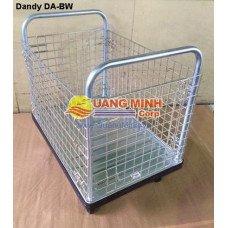 Xe đẩy hàng lưới thép bảo vệ DANDY DA-BW