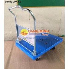Xe đẩy hàng sàn nhựa DANDY UPA-LSC