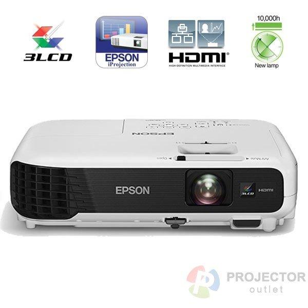 Máy chiếu Epson EB X04 giá bao nhiêu