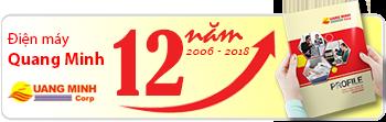 Hồ sơ năng lực điện máy Quang Minh